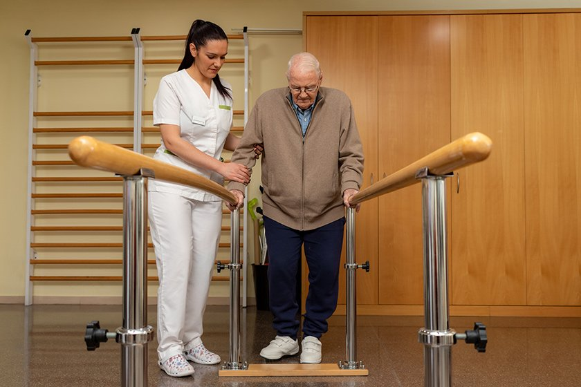 Inpatient Stroke Rehabilitation Program