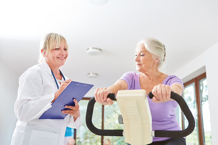 inpatient cardiac rehab