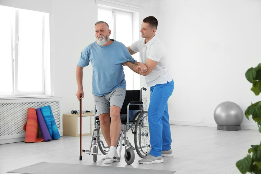 stroke rehab methods