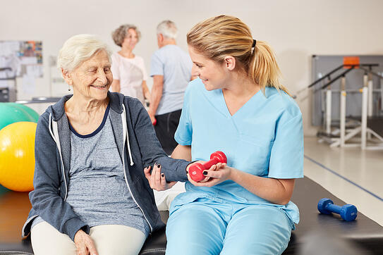Physical and Occupational Therapy How They Work Together