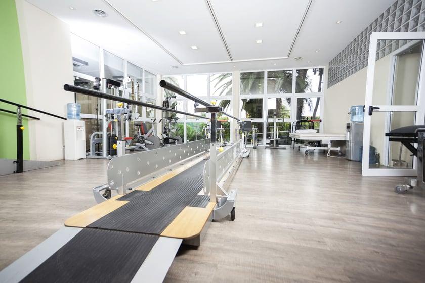 Stroke Rehab Facility