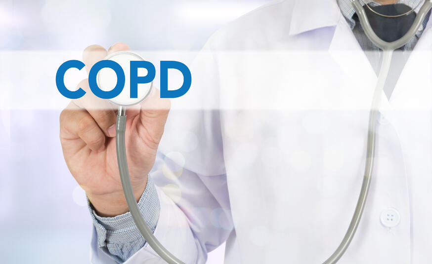 copd physical therapy