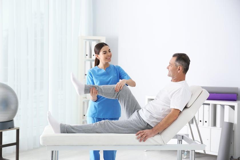 inpatient orthopedic rehabilitation