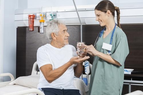 long term care patient