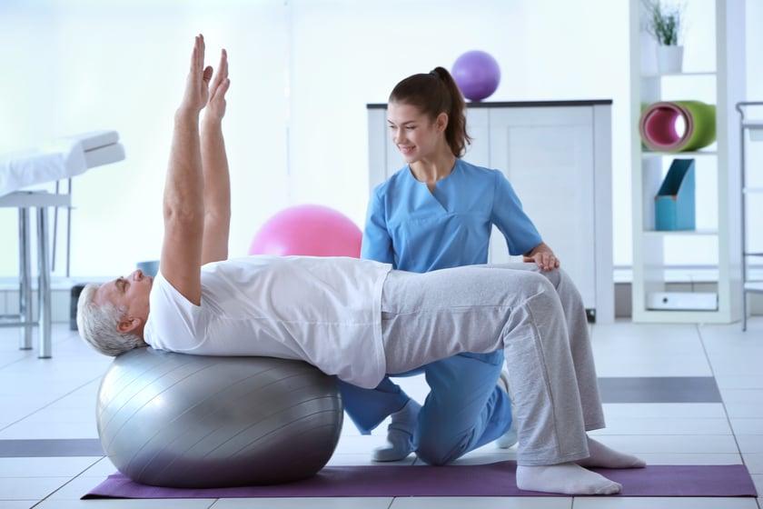 osteoporosis rehab