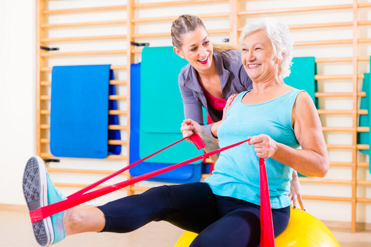 physical therapy for stroke patients