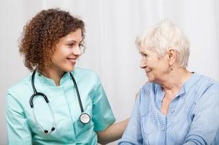 skilled nursing facility patient
