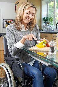Living With Disabilities: Tips For Safer, Easier Kitchen Navigation