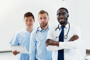 skilled nursing facility staff