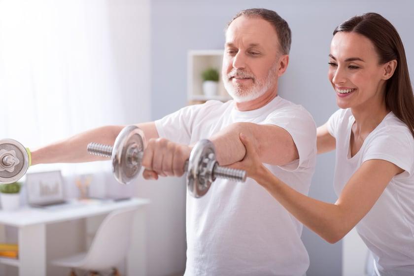stroke rehab program