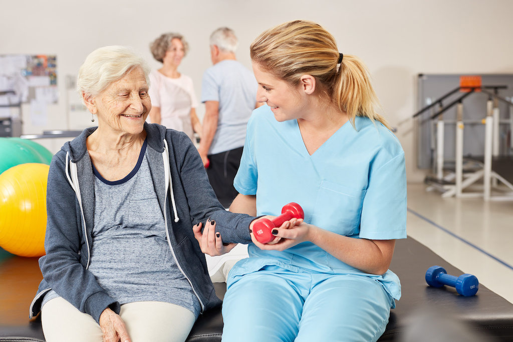 Physical and Occupational Therapy: How They Work Together